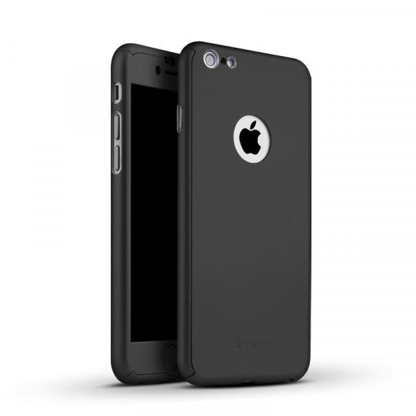 Чехол iPaky 360 Black для iPhone 6 \ 6s