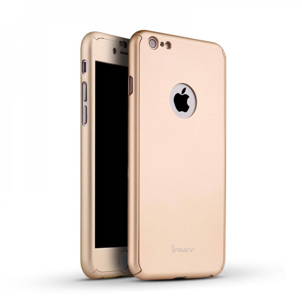Чехол iPaky 360 Gold для iPhone 6 \ 6s