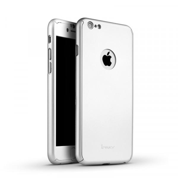 Чехол iPaky 360 Silver для iPhone 6 \ 6s