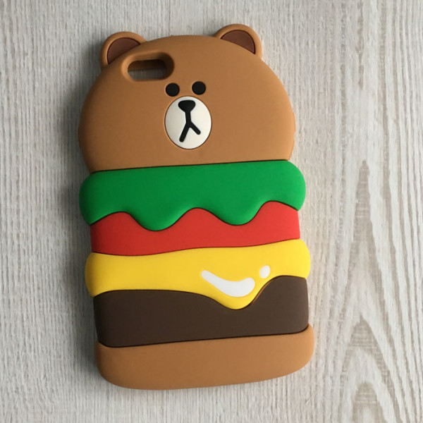 Чехол Teddy Burger для iPhone 6\6s