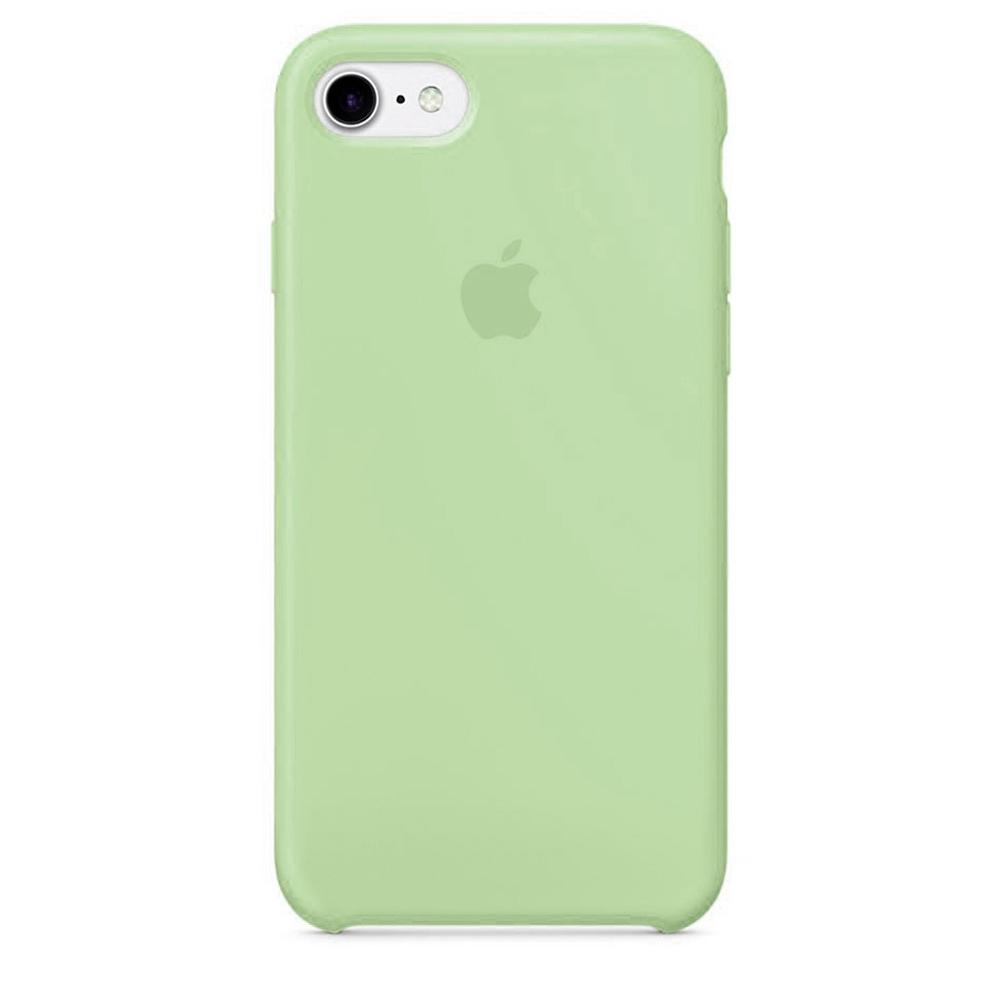 Чехол Silicone Case (copy) для iPhone 5/5s/SE Mint