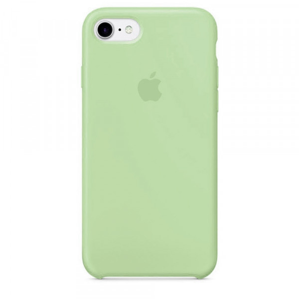 Чехол Silicone Case для iPhone SE / 5s / 5 (Mint)