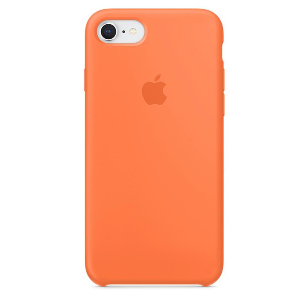 Чехол Silicone Case (copy) для iPhone 5/5s/SE Apricot