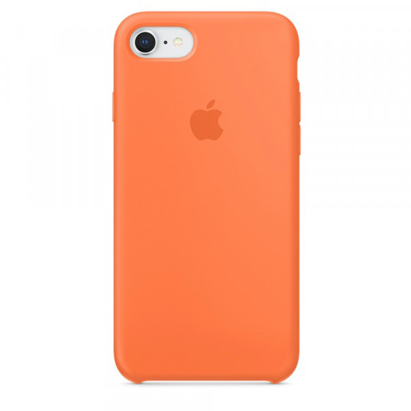 Чехол Silicone Case для iPhone SE / 5s / 5 (Apricot)