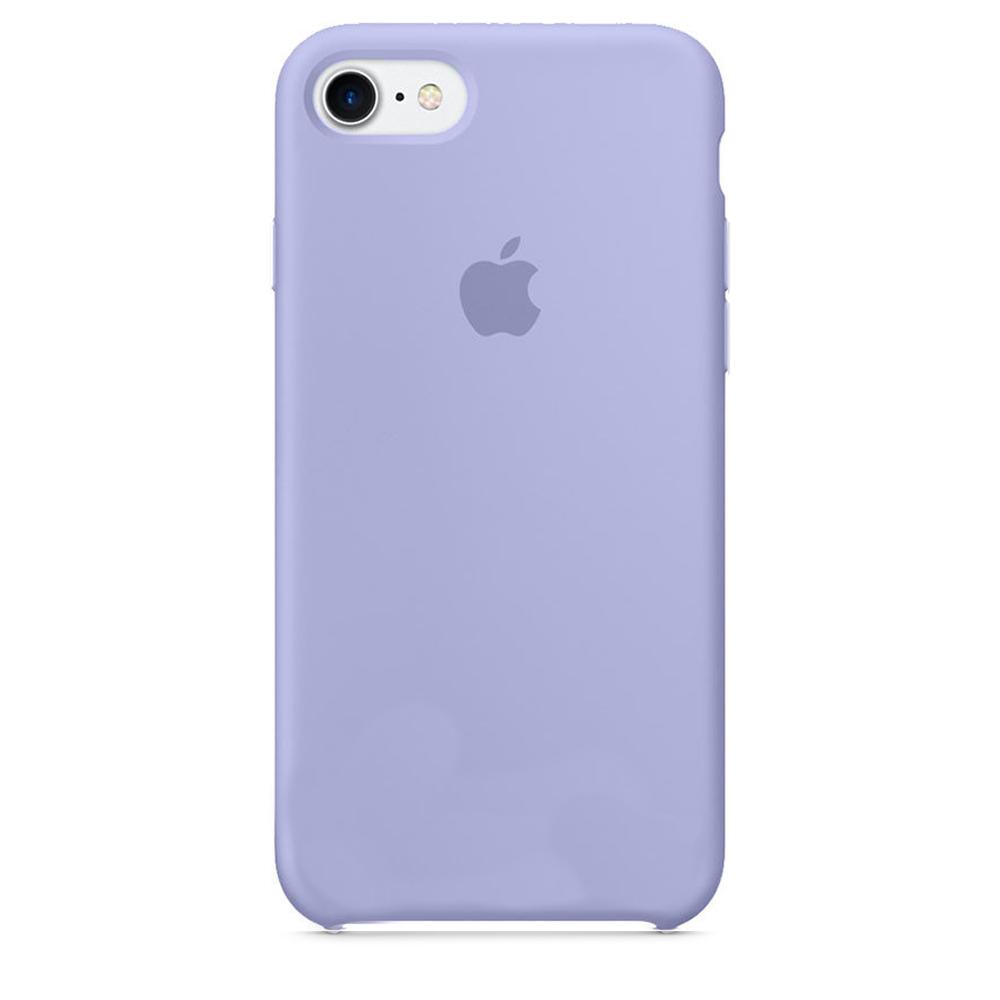 Чехол Silicone Case (copy) для iPhone 5/5s/SE Lilac