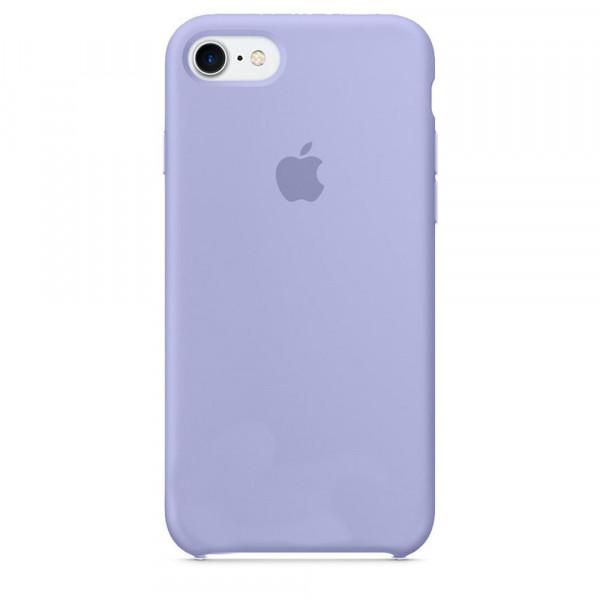 Чехол Silicone Case для iPhone SE / 5s / 5 (Lilac)