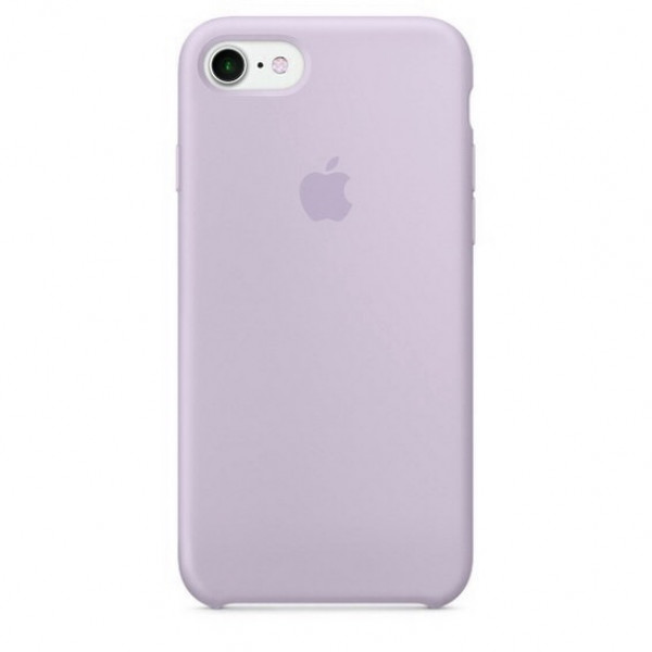 Чехол Silicone Case для iPhone SE / 5s / 5 (Lavender)