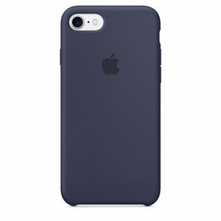 Чехол Silicone Case (copy) для iPhone 5/5s/SE Midnight Blue