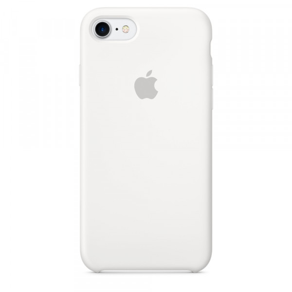 Чехол Silicone Case для iPhone SE / 5s / 5 (White)