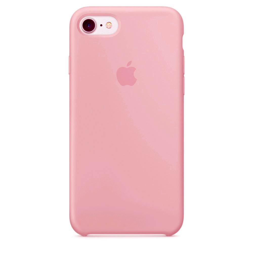 Чехол Silicone Case (copy) для iPhone 5/5s/SE Pink