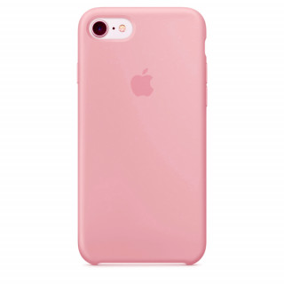 Чехол Silicone Case (copy) для iPhone 5/5s/SE Pink