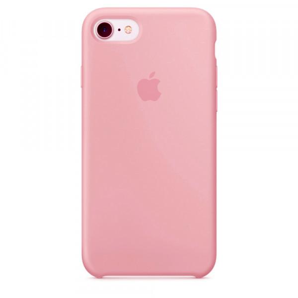 Чехол Silicone Case для iPhone SE / 5s / 5 (Pink)
