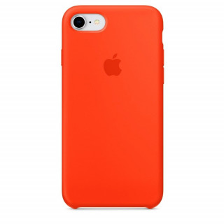 Чехол Silicone Case (copy) для iPhone 5/5s/SE Orange