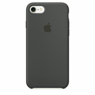 Чехол Silicone Case (copy) для iPhone 5/5s/SE Charcoal Gray