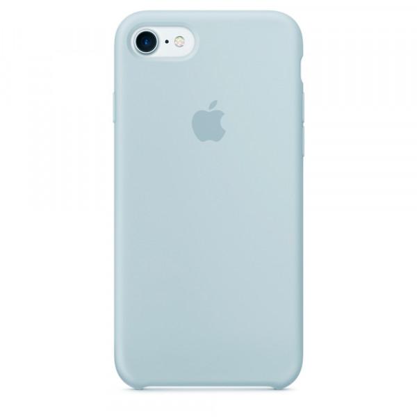 Чехол Silicone Case для iPhone SE / 5s / 5 (Turqouise)