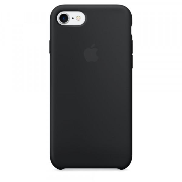 Чехол Silicone Case для iPhone SE / 5s / 5 (Black)