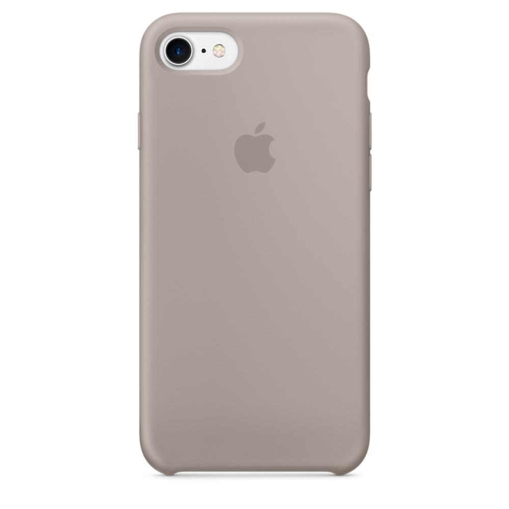Чехол Silicone Case (copy) для iPhone 5/5s/SE Pebble