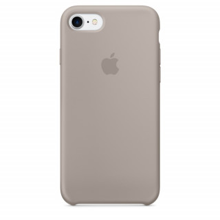 Чехол Silicone Case (copy) для iPhone 5/5s/SE Pebble
