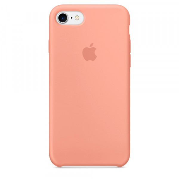 Чехол Silicone Case для iPhone SE / 5s / 5 (Flamingo)