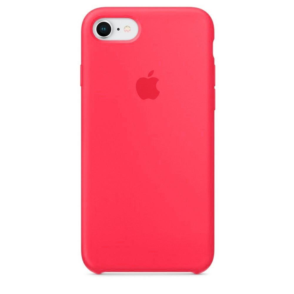 Чехол Silicone Case (copy) для iPhone 5/5s/SE Pink Paris