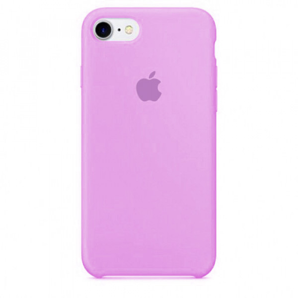 Чехол Silicone Case для iPhone SE / 5s / 5 (Viola)