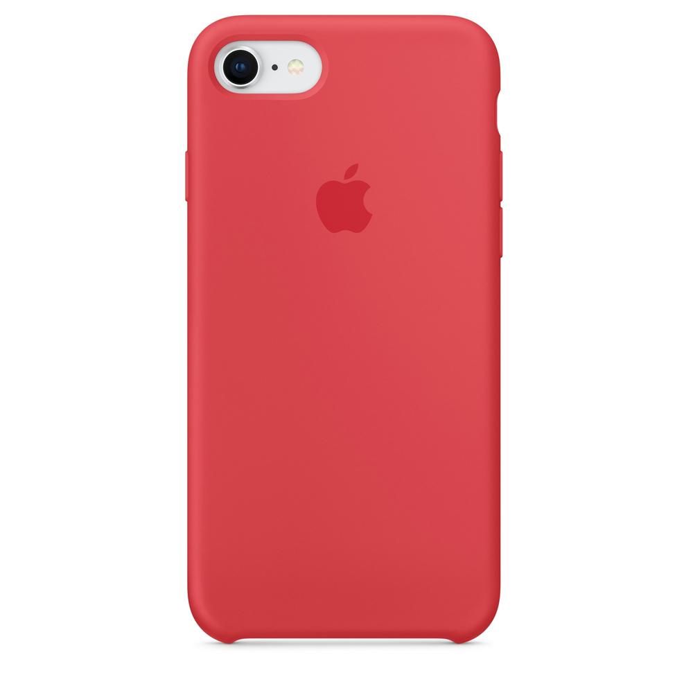 Чехол Silicone Case (copy) для iPhone 5/5s/SE Red Raspberry