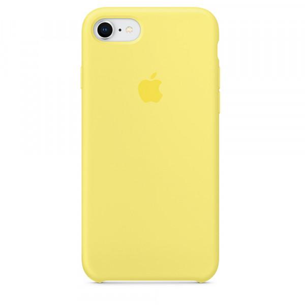Чехол Silicone Case для iPhone SE / 5s / 5 (Lemonade)