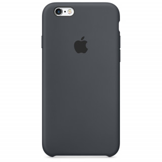 Чехол Silicone Case для iPhone 6/6s Charcoal Gray OEM