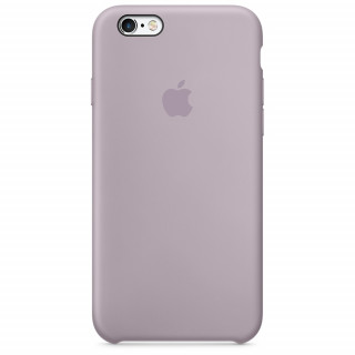 Чехол Silicone Case для iPhone 6/6s Lavender OEM
