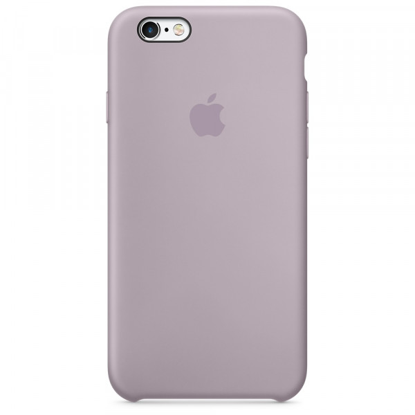 Чехол Silicone Case для iPhone 6/6s (Lavender) OEM