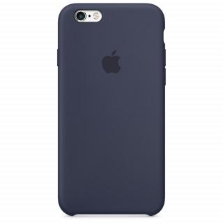 Силиконовый чехол Apple Silicone Case Midnight Blue (MKXL2) для iPhone 6 Plus/6s Plus