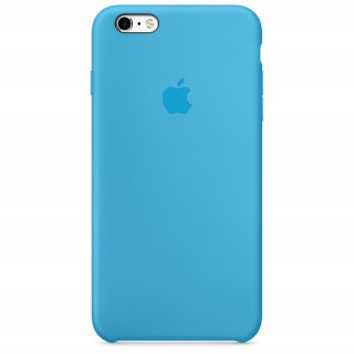 Чехол Silicone Case для iPhone 6/6s Blue OEM