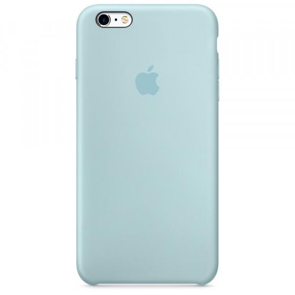 Чехол Silicone Case для iPhone 6/6s (Turquoise) OEM