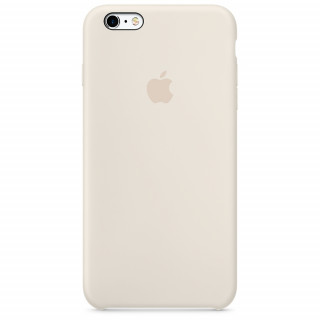 Чехол Silicone Case для iPhone 6/6s Antique White OEM