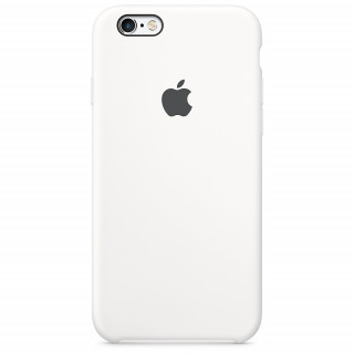 Чехол Silicone Case для iPhone 6/6s White OEM