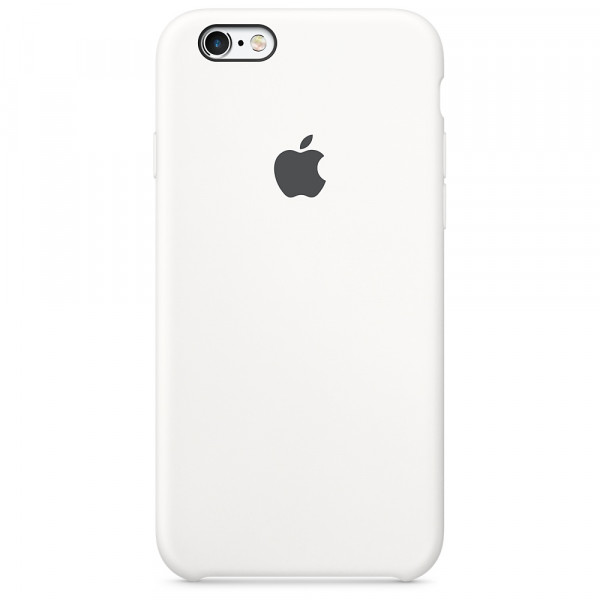 Чехол Silicone Case для iPhone 6/6s (White) OEM