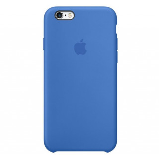Чехол Silicone Case для iPhone 6/6s Royal Blue OEM
