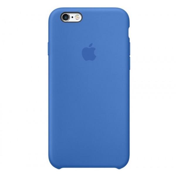Чехол Silicone Case для iPhone 6/6s (Royal Blue) OEM