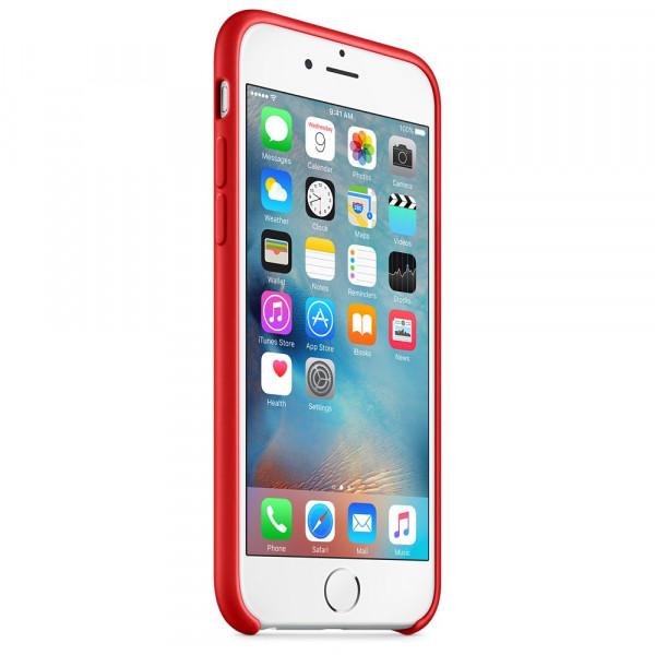 Чехол Silicone Case для iPhone 6 Plus/6s Plus Product (Red) OEM