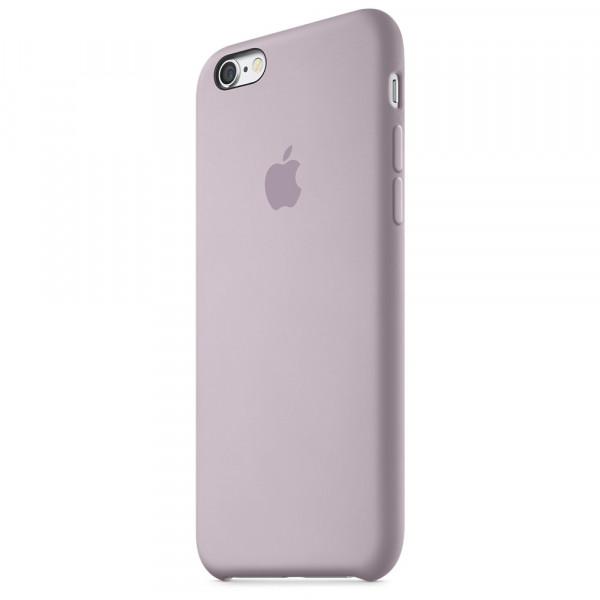 Силиконовый чехол Apple Silicone Case Lavender (MLCV2) для iPhone 6/6s