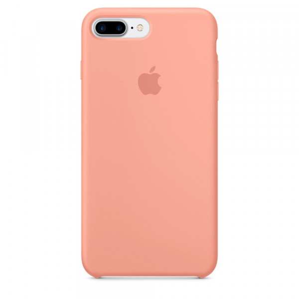 Чехол Silicone Case для iPhone 7 Plus/8 Plus Flamingo OEM