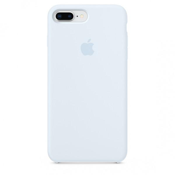 Чехол Silicone Case для iPhone 7 Plus/8 Plus Sky Blue OEM