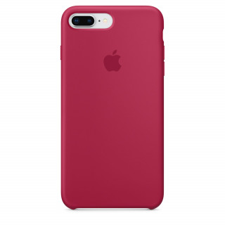 Чехол Silicone Case для iPhone 7 Plus/8 Plus Rose Red OEM
