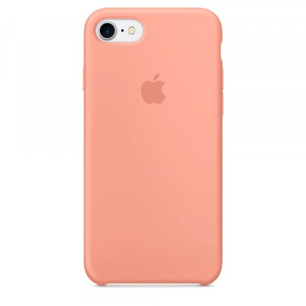 Чехол Silicone Case на iPhone 7 / 8 / SE (2020) Flamingo OEM