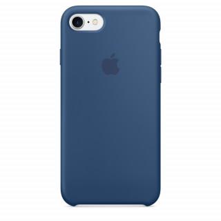 Чехол Silicone Case для iPhone 7/8 Ocean Blue OEM