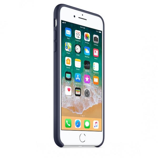 Чехол Silicone Case для iPhone 7 Plus/8 Plus Midnight Blue OEM