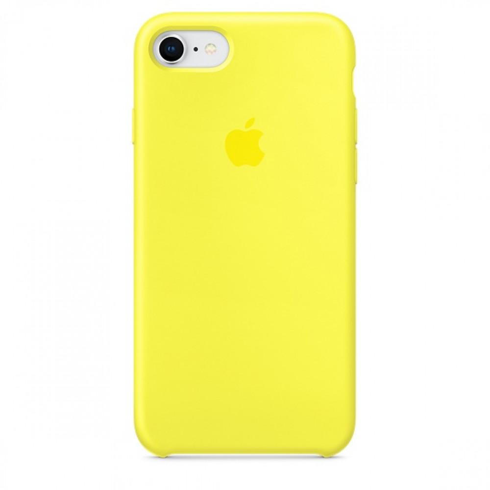 Чехол Apple Silicone Case для iPhone 8/7 Flash Original (MR672)