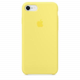 Чехол Silicone Case для iPhone 7/8 Lemonade OEM