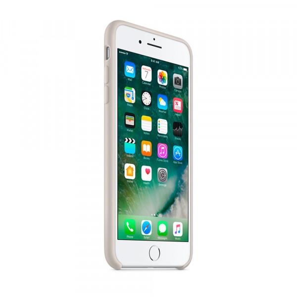 Чехол Silicone Case для iPhone 7 Plus/8 Plus Stone OEM