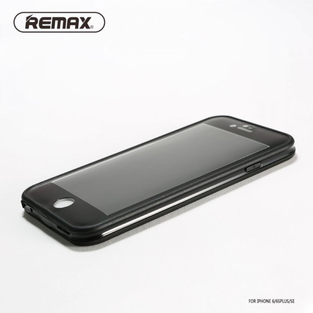Чехол Remax Waterproof Black для iPhone 6\6s
